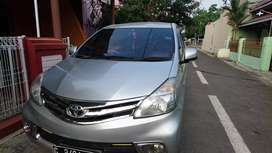 Toyota Avanza allnew type E tahun 2012