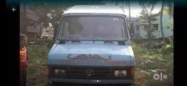407 truck (inoculated van truck)