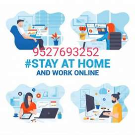 It's a job of sitting at home and earn lot of healthy income