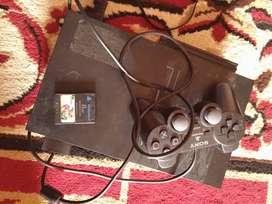 PS2 fat 160Gb fullset