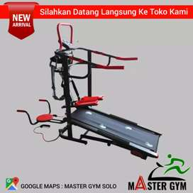 TREADMILL MANUAL - Grosir Alat Fitness - Master Gym Store !! MG#9509