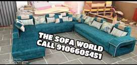 Great looking C Shape sofa available direct from factory