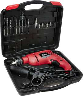 **BRAND NEW* KIT Skil 6513 JD 13mm Drill Kit with 15-Pieces Drill Bits