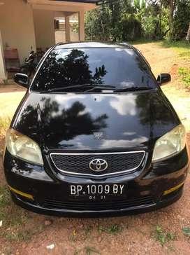 Toyota vios 2003