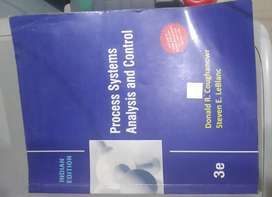Process Systems Analysis and Control by Coughanowr and LeBlanc