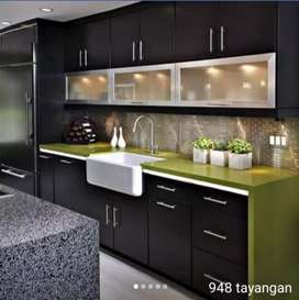 Kitchen set premium murah