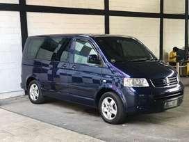 Vw caravelle tdi 2.5 diesel  tahun 2007 mulus terawat mobil kesayangan