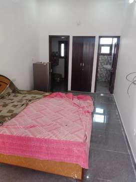 One bedroom with drawing room fully furnished sec 12 pkl.