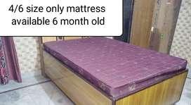 Corfom mattress 4 by 6 size