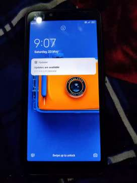mi 6 A brand new condition 1 year old bil box chager
