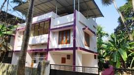 3 BHK Independent House For rent at Pattom Near Cosmo Hospital 17000