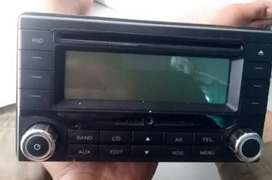 Jual head unit grand livina hws original copotan