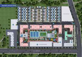 #Booking Amount 51,000/- Only, Nr EON IT Park