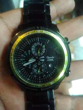 Jual cepat aja jam tangan alexandre christie ori
