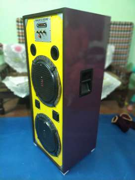 1200 watt DJ Sound Music System