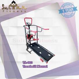 Treadmill manual Total Health Gym TL 003 AG