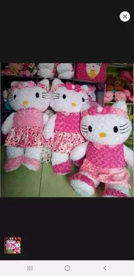 Ready stock boneka hello kitty pita 85cm murah