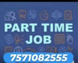 Work@ home based part time
