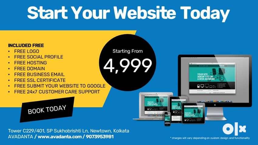 Web Designing / Web Hosting / Web Designer / Web Development / Website