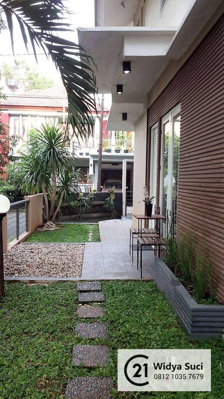 Rumah hook terawat Senayan Bintaro Jaya Sektor 9 WM0259 Widya Suci 0