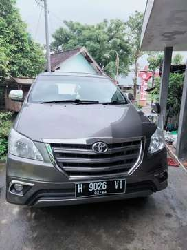 Kijang Inova G solar manual 2010