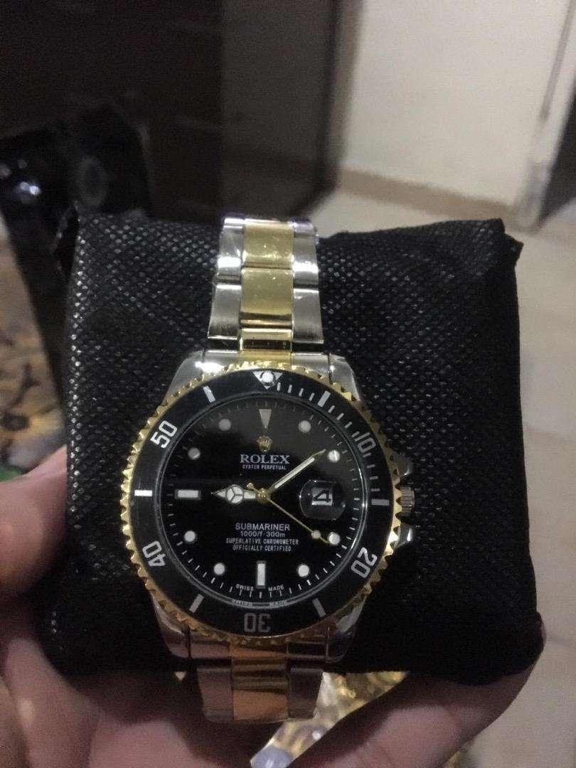 Jam Tangan Rolex submarine water resist Pria-wanita 0