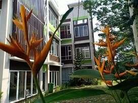 Bisnis Kos-kosan Mahasiswi dengan Konsep Apartemen di IPB