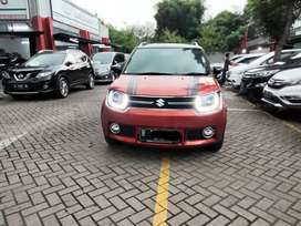 SUZUKI IGNIS GX MT 2018 ORANGE / Good Condition