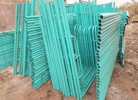 scaffolding baru barang ready kualitas tinggi