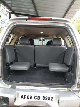 Tata Safari 2011 Diesel 120 Km Driven
