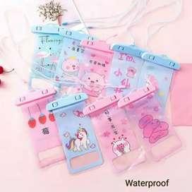 Waterproof HP Anti Air Karakter