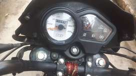 Bike Price is in cheap plse no bargaining black colour good condition