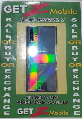 Samsung Note 10 Plus 512 GB Aura Glow