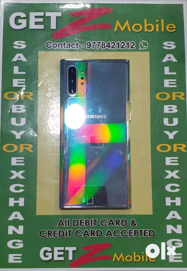 Samsung Note 10 Plus 512 GB Aura Glow 0