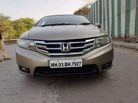 Honda City 2012 CNG & Hybrids 78000 Km Driven
