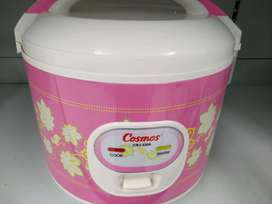 rice cooker cosmos 1,8 ltr
