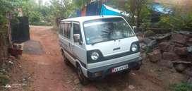 Maruti Suzuki Omni 1996