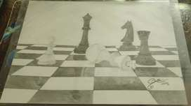 Pencil Drawings for sale.