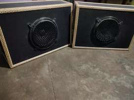 DJ Speaker | 2 Set | Feel The  Real Bass | Sound Of Quality