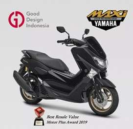 Jual Cash & Kredit Yamaha Non Abs ScooterMatic 2019