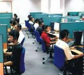 Wanted male and female Telecallers for voice process