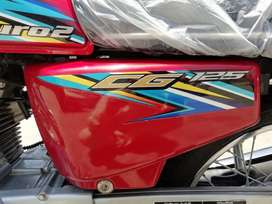 Honda 125 available on installment with the best rates in town