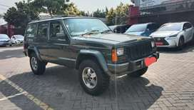 Jeep Cherokee XJ Limited 4.0 at 95