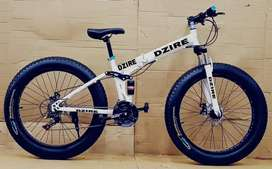 ASHTVINAYAK ENTERPRISE. 21 SHIMANO GEARS FAT TYRE SPORTS BICYCLES