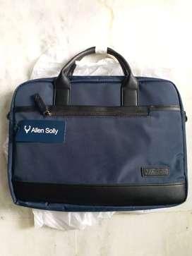 Allen Solly laptop bag, New