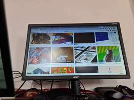 Fresh 21 inch Display screen 1 month old