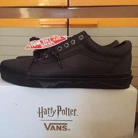 Vans x Harry Potter Deathly Hallows Old Skool