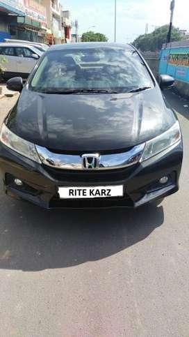 Honda City 2014-2015 i VTEC CVT VX, 2015, Petrol