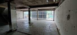 Anna Nagar showroom space rent 3200sqft all type