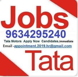 Jobs in tata motors Whats app number-96342,95240, only whats app